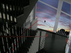 wallpaper staircase